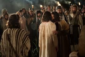 Christ's betrayal