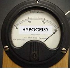 Hypocrisy – Do You Know What It Is?  Do You Know How To Recognize It?