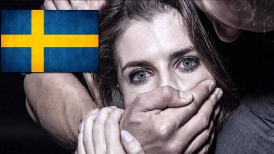 4 Minute Video News Report – Grenade Attacks Daily In Sweden, 62 No Go Zones, Police Afraid, Rape Of Children & Women Rampant – Hey What's Not To Like?