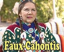 Democrat U.S. Senator Elizabeth Warren Only 1/1024th American Indian – Not Sure It's Cherokee Even.  Cherokees Denounce Her & Disown Her.  Her New Name Is…..
