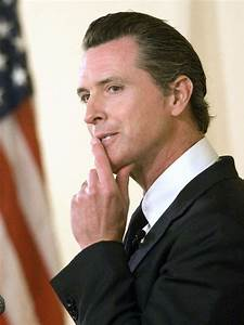 California Governor Newsom To Tax Drinking Water!  Typical Democrat – Always Conjuring Up A New Way To Steal From The People!
