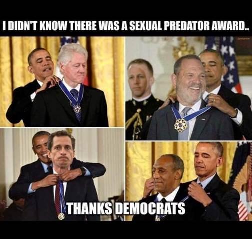 Sexual Predators Award