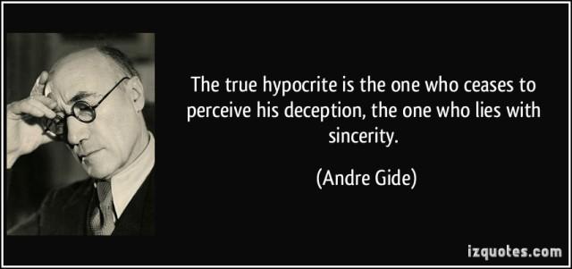 hypocrisy-quote