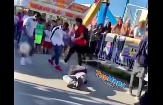Attacker Maryland Fair