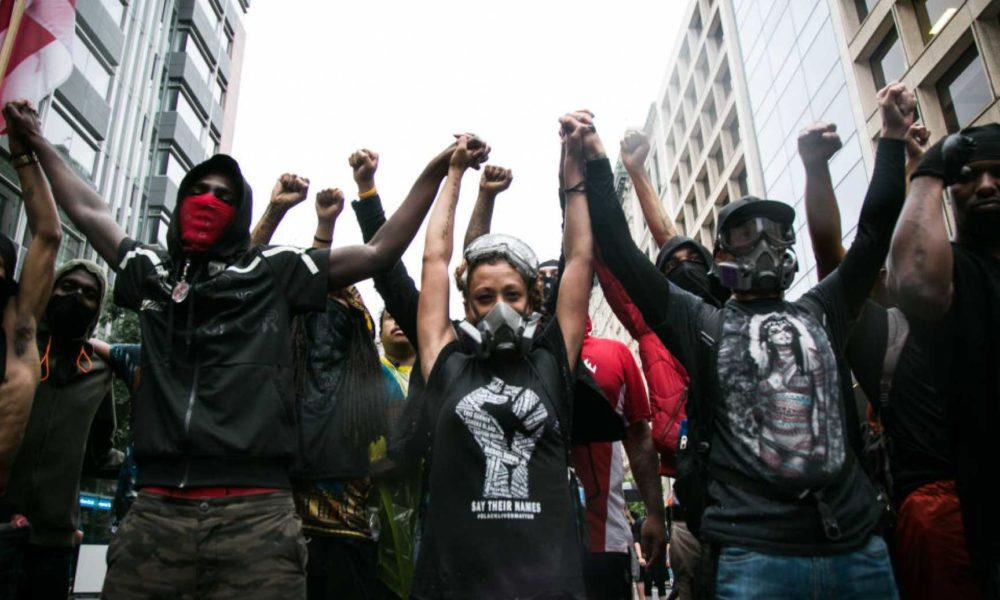 13 Minute Video – Antifa In Minneapolis – A Religion Or Political Movement Or Both?  You Decide!