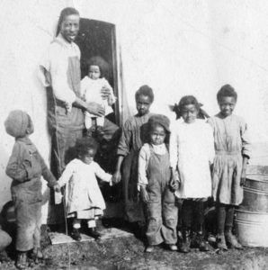 Ludlow massacre - working families