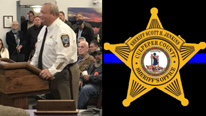 Culpepper Virginia Sheriff Will Deputize Thousands To Protect 2nd Amendment!