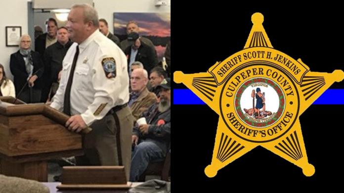 Culpepper Virginia Sheriff Will Deputize Thousands To Protect 2nd Amendment!
