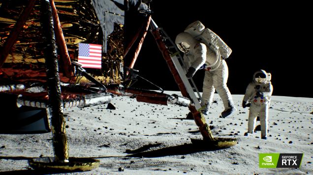 Lunar Landing 1969