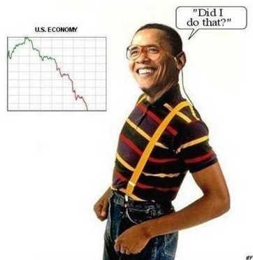 Obama economic chaos