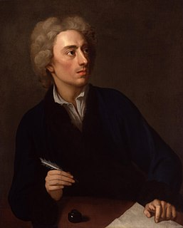 Alexander Pope Poet To Err is Human