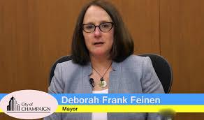 Mayor Feinen Champain Illinois