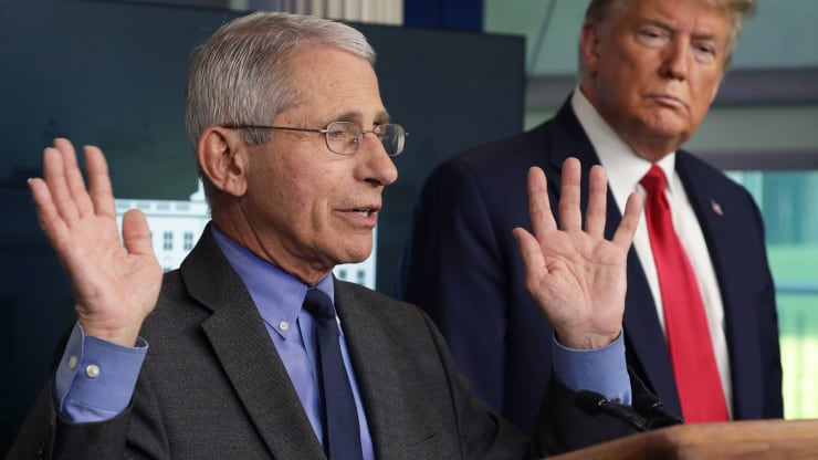 "Video –  Masks?  Fauci ""Yes"", Fauci ""No"".  Which Fauci To Believe?  I Give Up!"