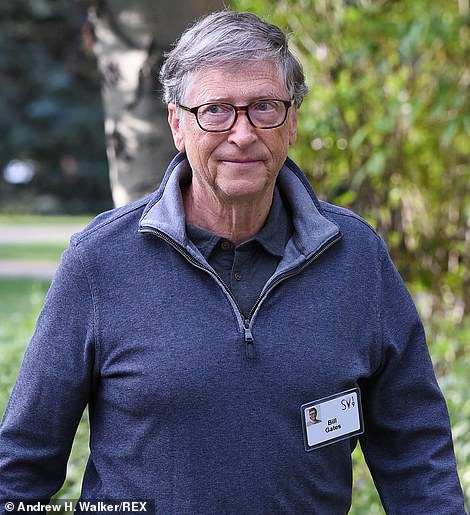 Daily Mail Article – Bill Gates Wants To Drop Millions Of Tonnes Of Chalk Dust At 12 Miles High To Cool The Earth – Maybe Starve Billions Of Humans?